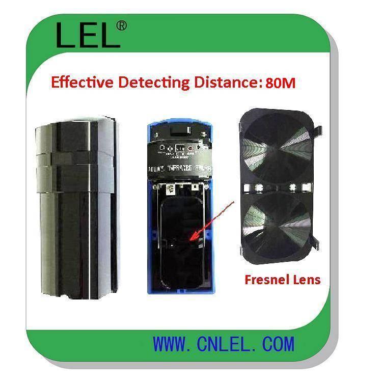 LBD-80     Outside Waterproof 80M Photoelectric Dual Beams Infrared Detector