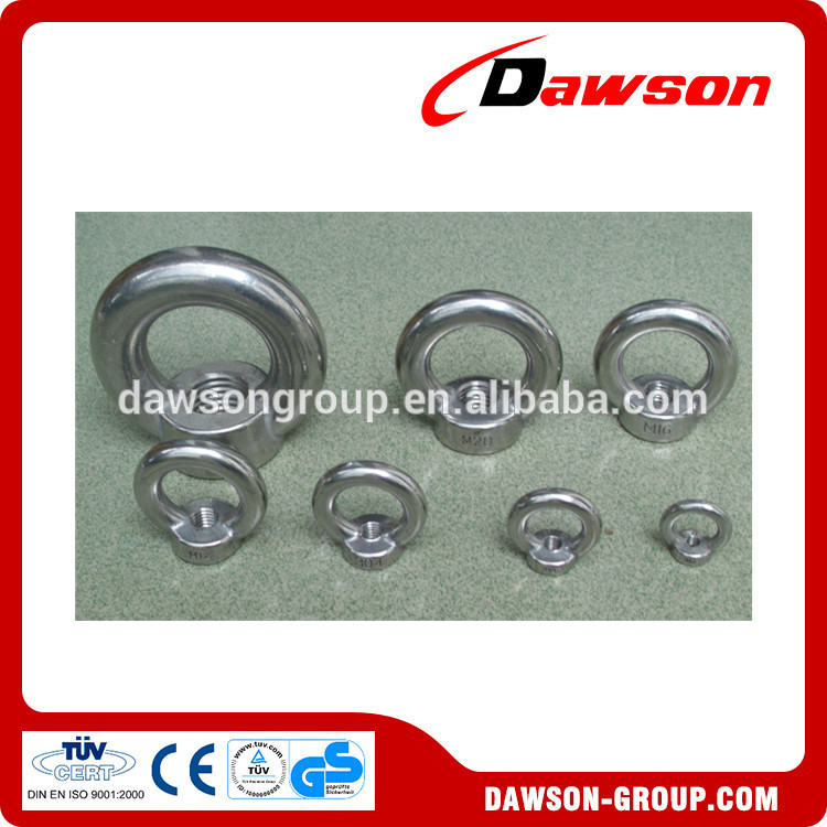 Dawson Group Drop Forged Lifting collared eye nuts