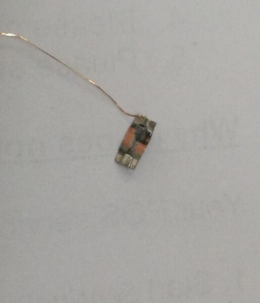 0.5mm Magnetic Head 1 Track Magnetic Head for MSR009 MSR010 MSR014 Card Reader