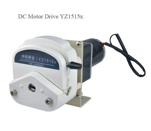 OEM Peristaltic Pump with DC Motor