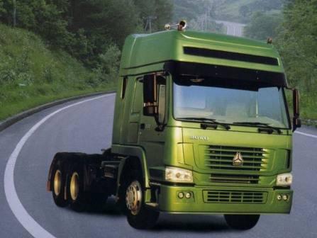 HOWO 6X4 TRACTOR TRUCK ZZ4257N3247AZ