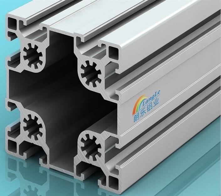 Manufacturer Supply Heavy Industrial Aluminium Profile