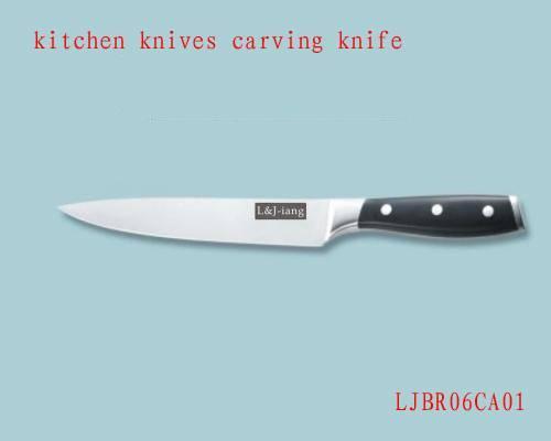kitchen knives carving knife