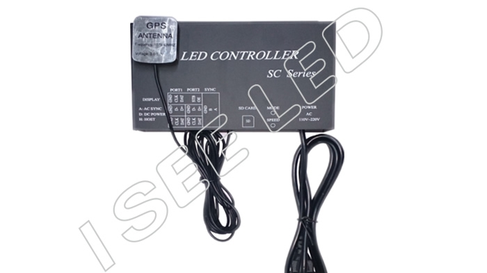 GPS LED Controller