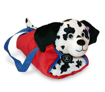 Duffel Dogs: Dot The Dalmation
