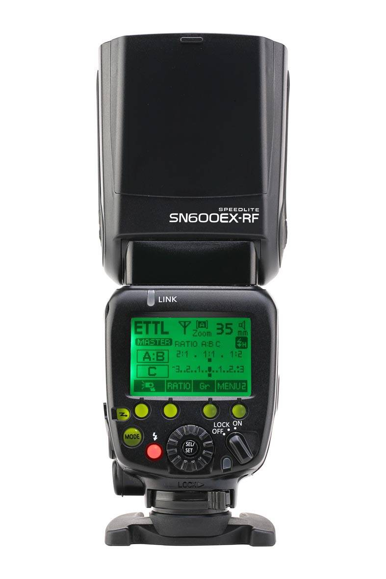 Shanny Sn600ex-RF Speedlite, Build-in 2.4G Wireless Radio Master and Slave Flash, Gn60, on-Camera Tt