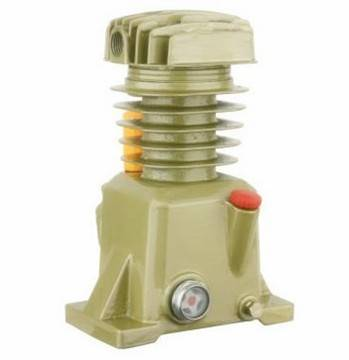 GLD1051 1HP 100L/Min air compressor iron pump head