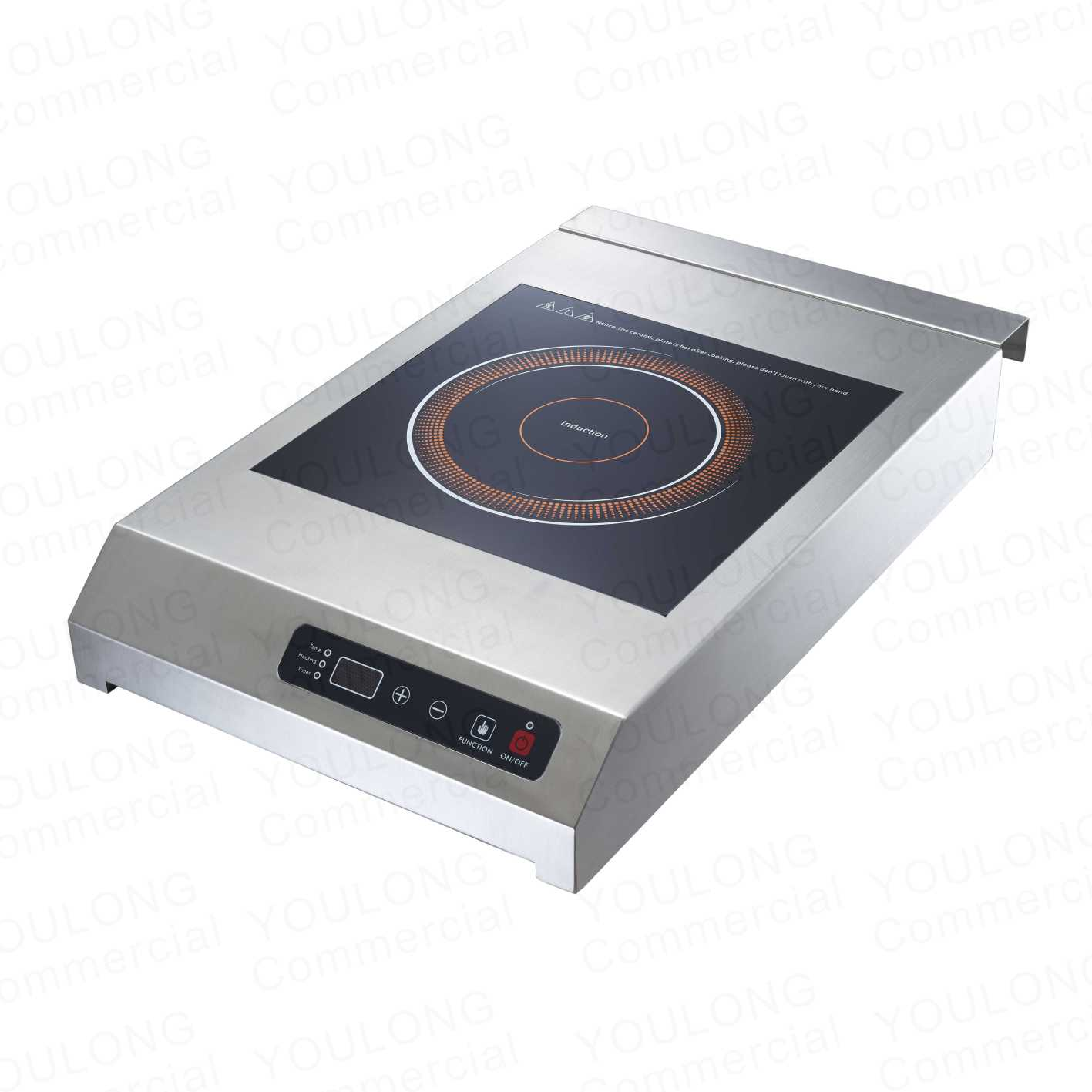 induction cooker C3510-SL Touch Control