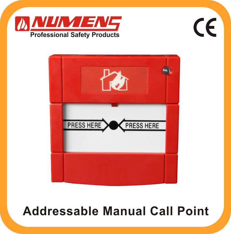 Numens 660-001 Addressable Manual Call Point