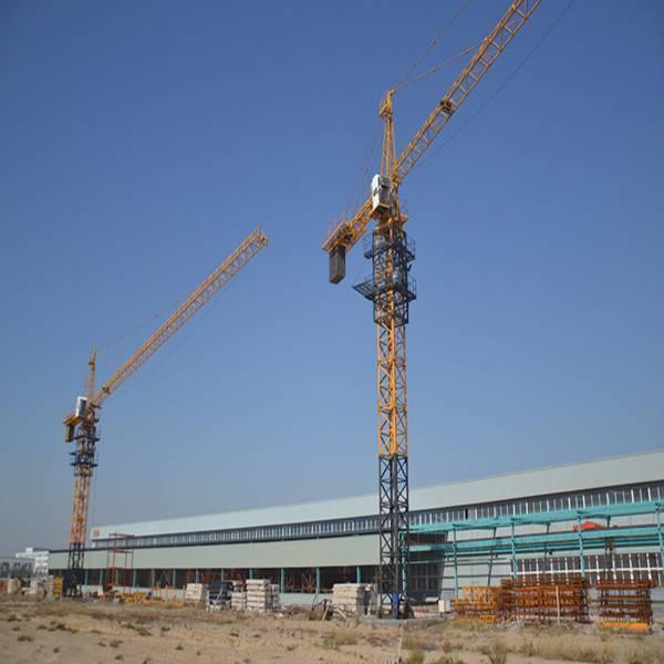 QTZ63 6ton tower crane manufacturer