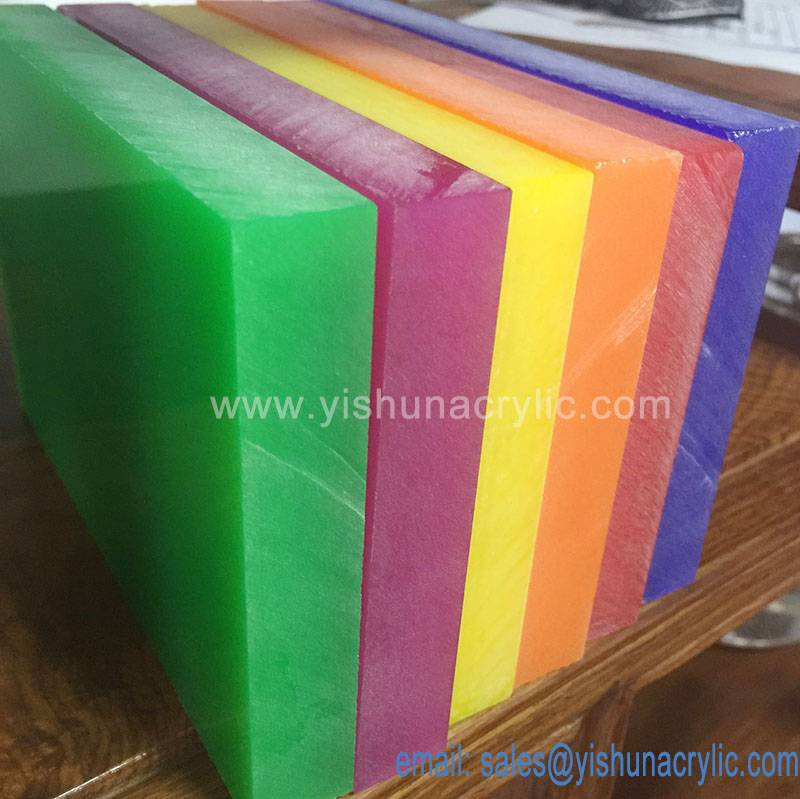 customized acrylic display box design/acrylic sheet/PMMA sheet