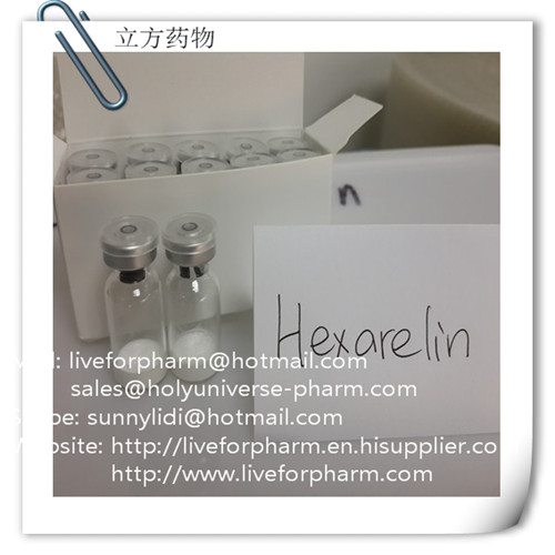 Hexarelin Examorelin growth hormone (GH) CAS140703Hexarelin Examorelin growth hormone (GH) CAS140703