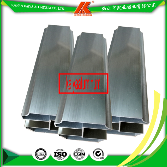 View larger image Customized Aluminum Profile Electrophoresis Sand Blasting With Specials