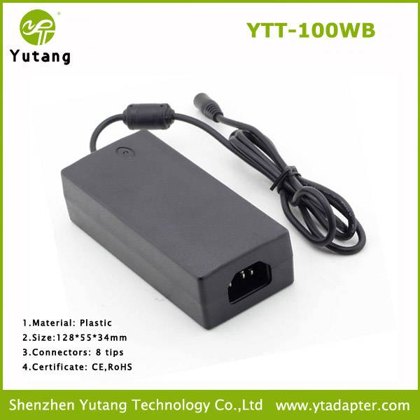 100 w manul laptop charger 20v 4.5a laptop charger adapter tips