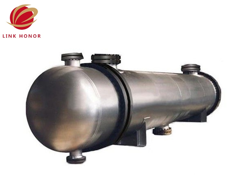 tubular heat transfer pressure vessel