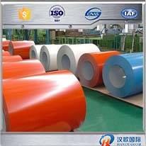 ppgi color coated steel sheet in coil for panel