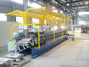 Post Cutting C/Z Purlin Interchangeable Roll Forming Machine