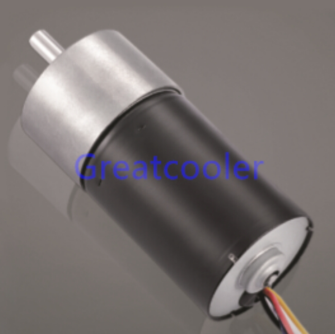 Greatcooler 36mm Planetary gearbox + WBDM3650 Brushless DC Motor