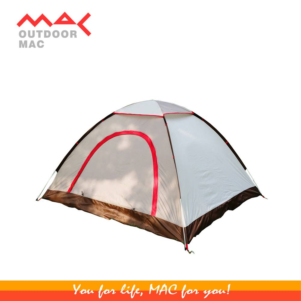 3-4 person camping tent/ camping tent/ tent mactent mac outdoor