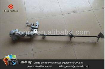 Zonre double deck three vanes impeller mixer