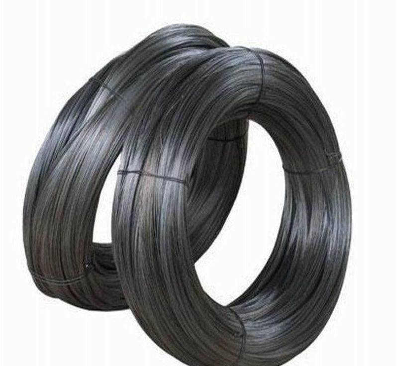 Customized size Black Iron WIre