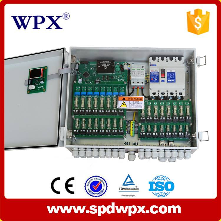 PV Power System Combiner Box