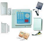 Offer CCTV burglar alarms