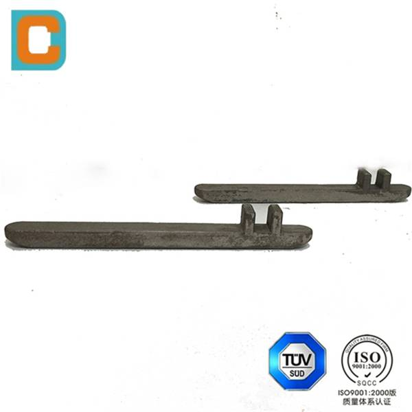 high quality steel castings fitting/part used for heat treatment