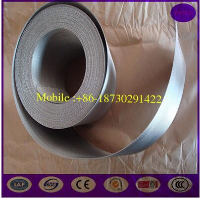 SS RDW Woven Wire Cloth Filter Belts For Continuous Screen Changers made in China