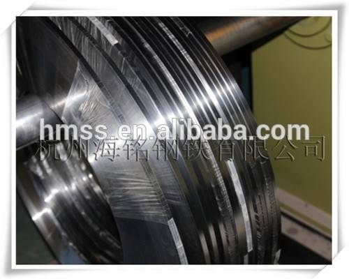 high hardness 301 stainless spring steel strip