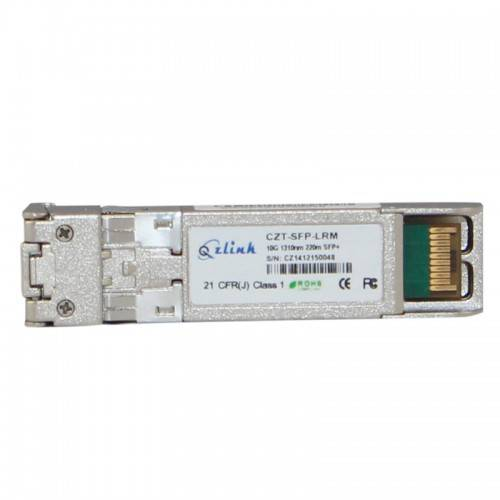 010GBase-SR SFP+ 1310nm 220m LC MM Duplex Transceiver