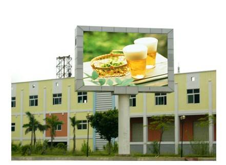 full color outdoor led video wall on sale