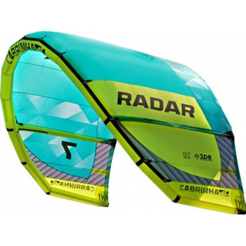 Cabrinha Radar 2015 Water Relaunchable SLE Kite