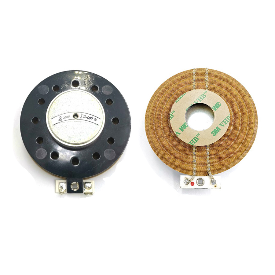 50-100W Powerful 4/8ohm Flat Panel Exciter Sound Exciter Speaker