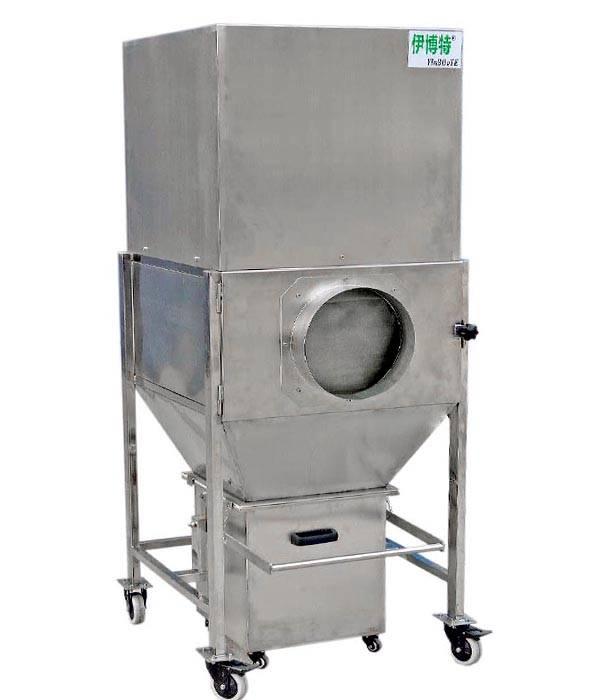 Large volume industrial vacuum cleaner IV-3000