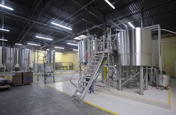 100L-5000L customized beer brewery equipment