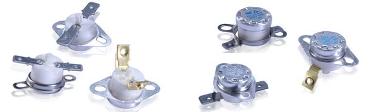 Bimetal thermostat KSD301-R-G