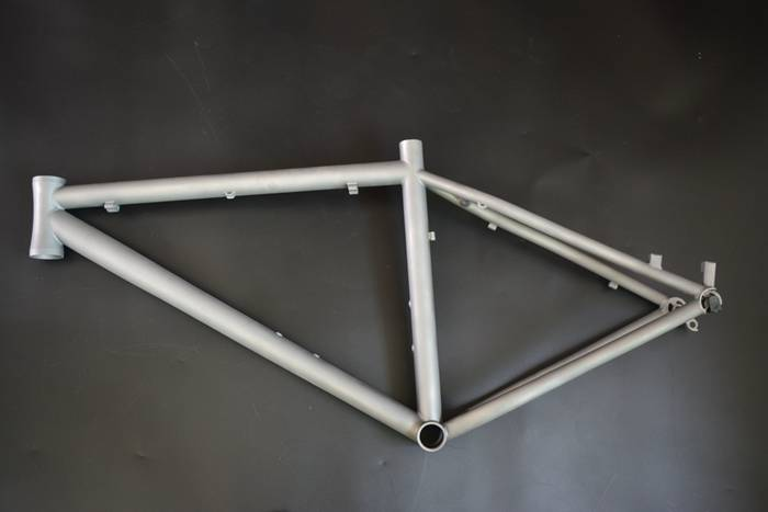 high performance 3AL/2.5V titanium mtb bike frame