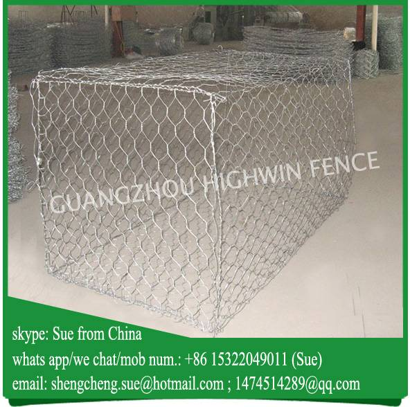 Saudi Arabia Gabion baskets for stone