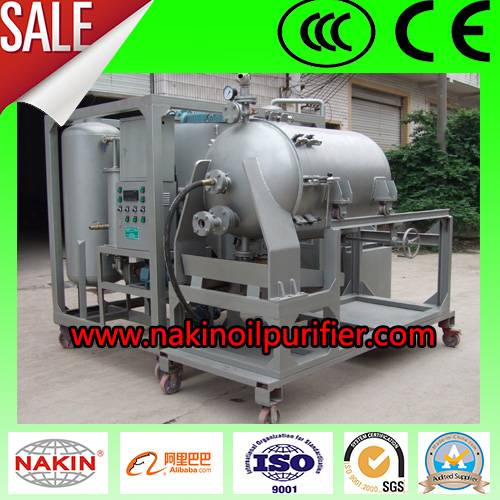 NAKIN JZS Waste Engine Oil Regeneration System