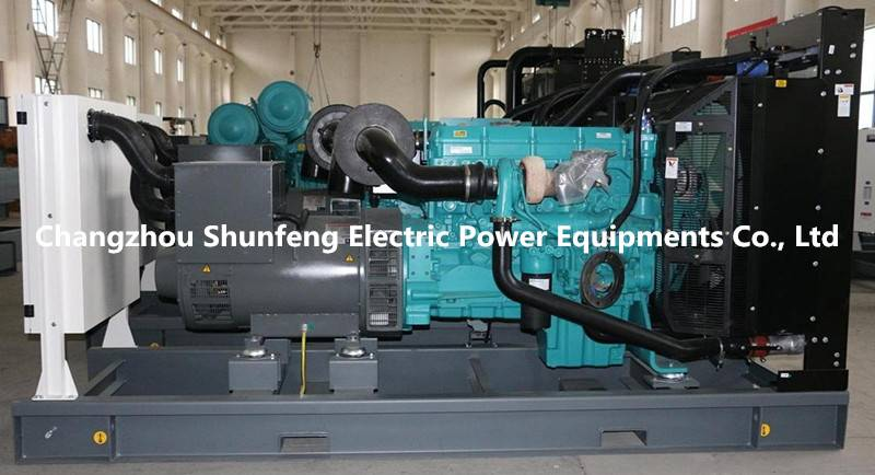 PERKINS generating set SP7 -- SP1800/Diesel generator