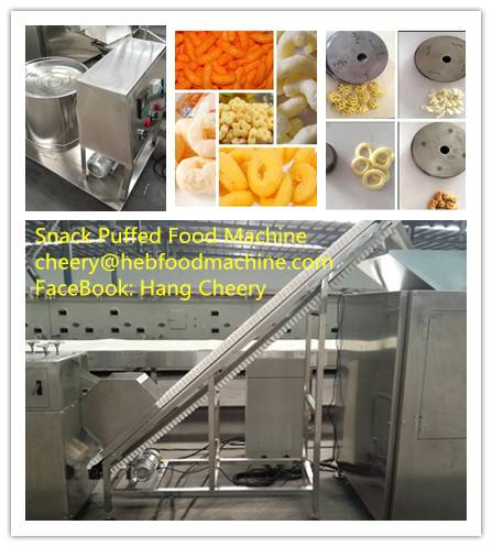 SH-1 Factort newest design low cost snack food machine
