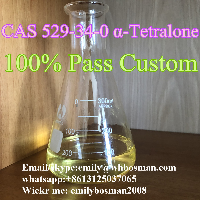 CAS 529-34-0/ 1-Tetralone Fast and Safe delivery 1-Tetralone factory