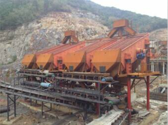 Granite sand making machine