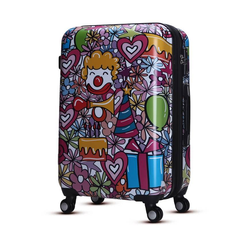 ABS PC hardside luggage