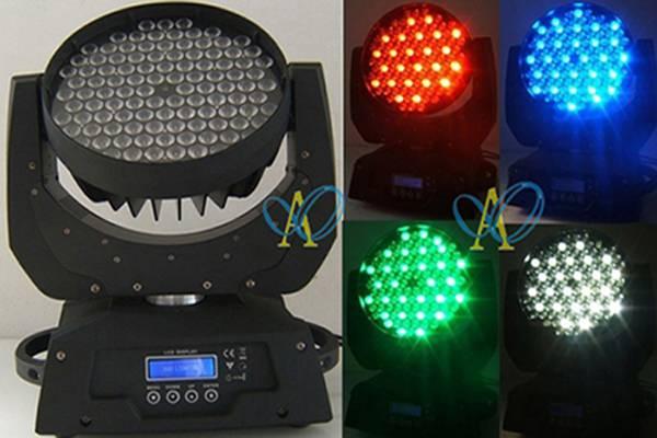 108pcs RGBW LED moving head light