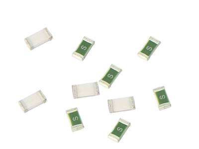 06.000 series 0603 smd fuses 63Vdc 0.1-10A