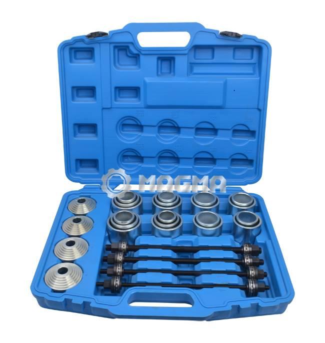 (MG50605)36 Pcs Press and Pull Sleeve Kit