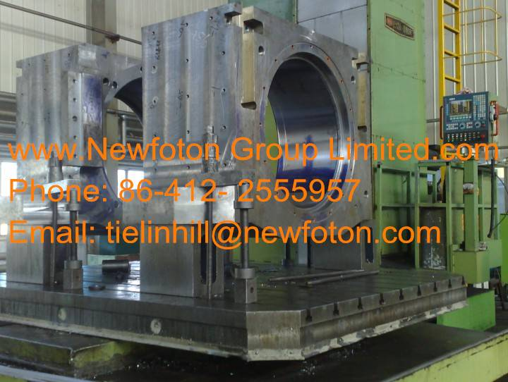 bearing housing for rolling mill