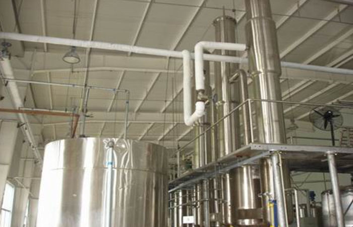 High fructose corn syrup production equipment
